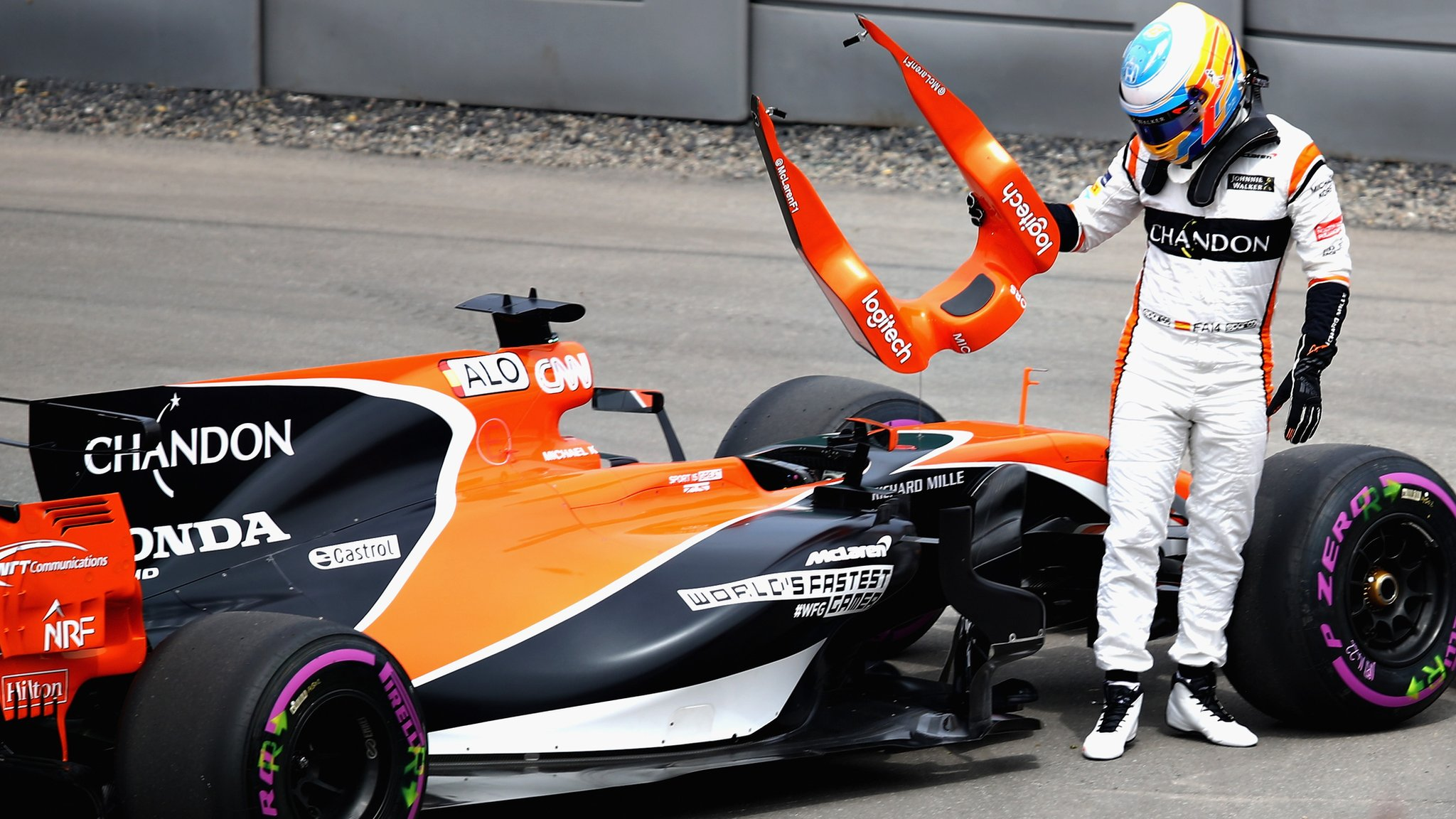 McLaren end Honda partnership and switch to Renault
