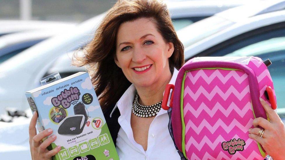 'Derry not in Ireland' award nominee told