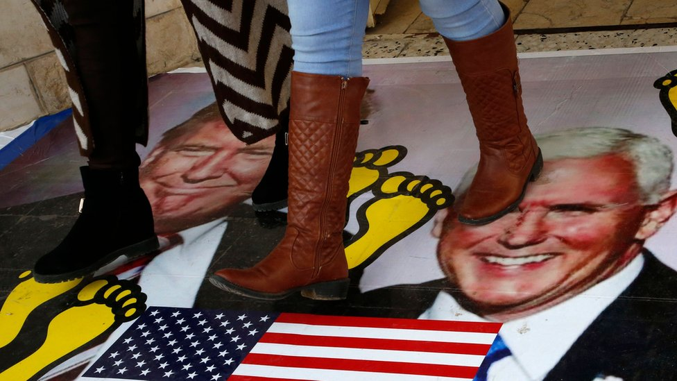 Why do US evangelicals support Trump's Jerusalem policy?