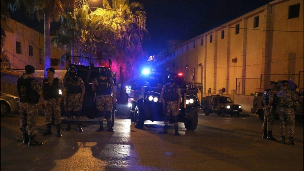 تیراندازی مرگبار در سفارت اسرائیل در پایتخت اردن