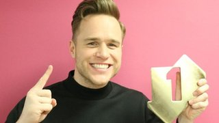 BBC News - Olly Murs gets fourth number one album