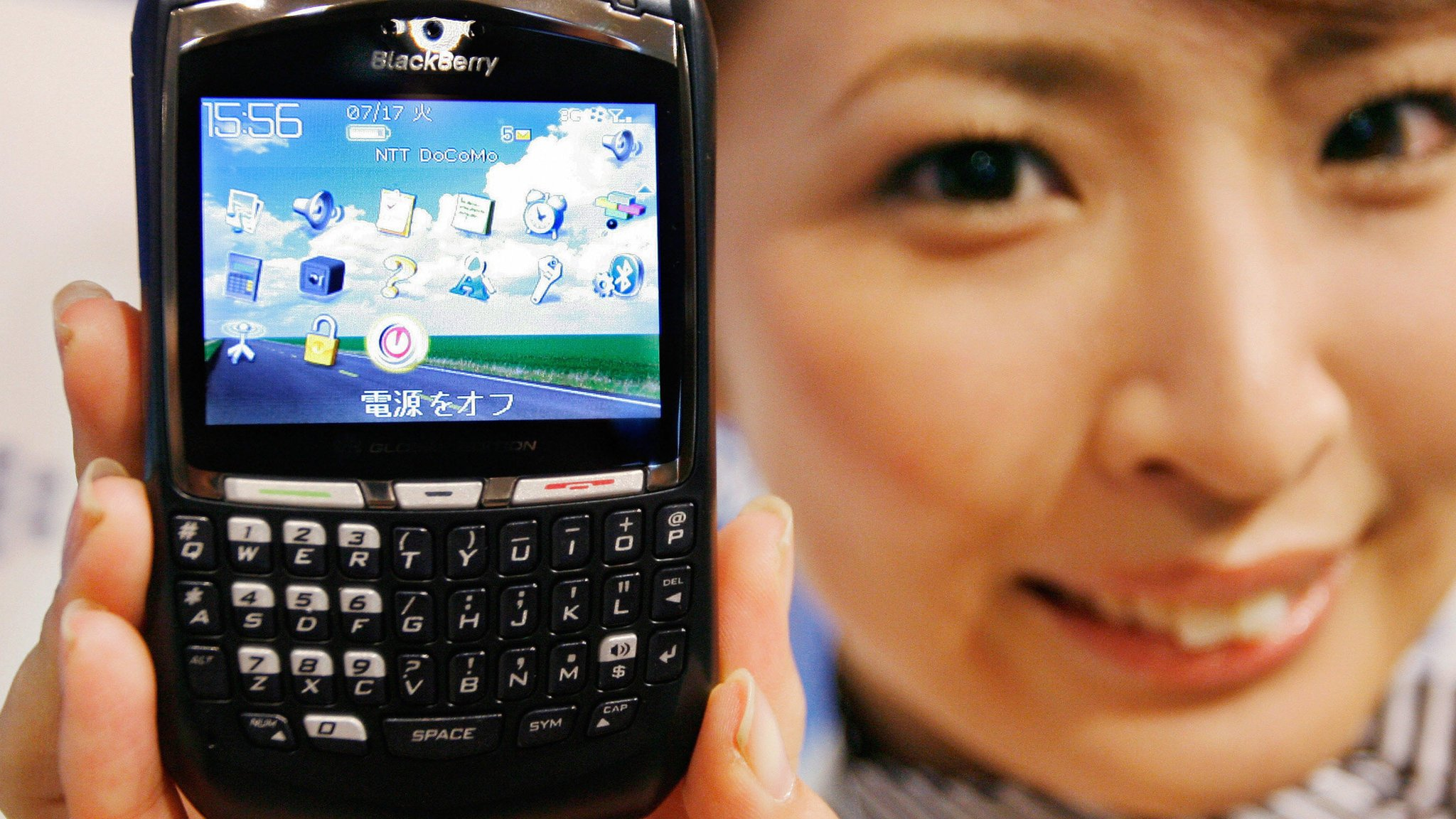 Timeline: How did Blackberry get here?
