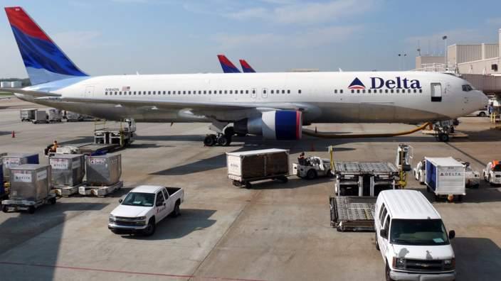 vuelo delta