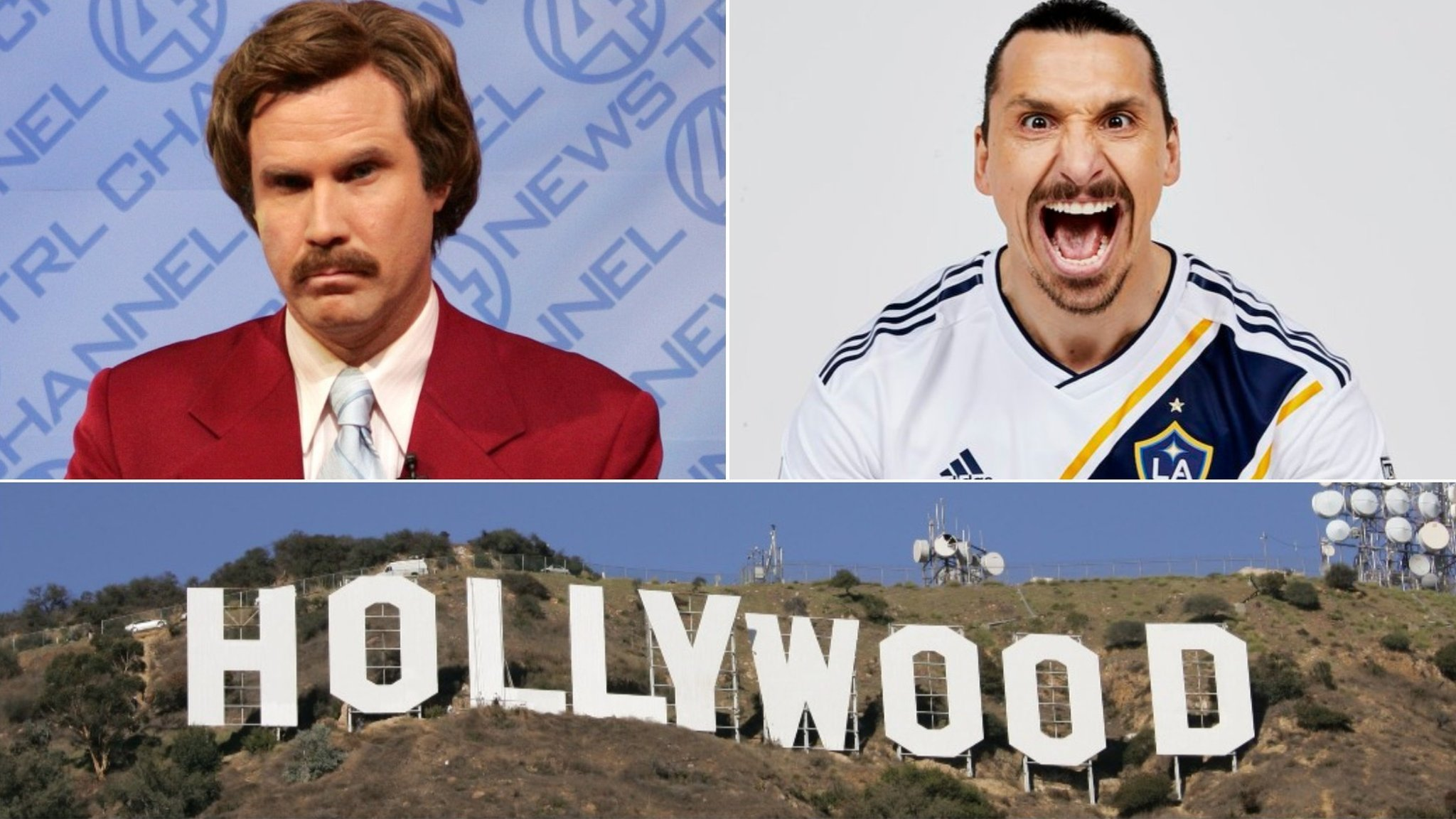 FC v Galaxy, Ferrell v Zlatan - inaugural Los Angeles derby has Hollywood script