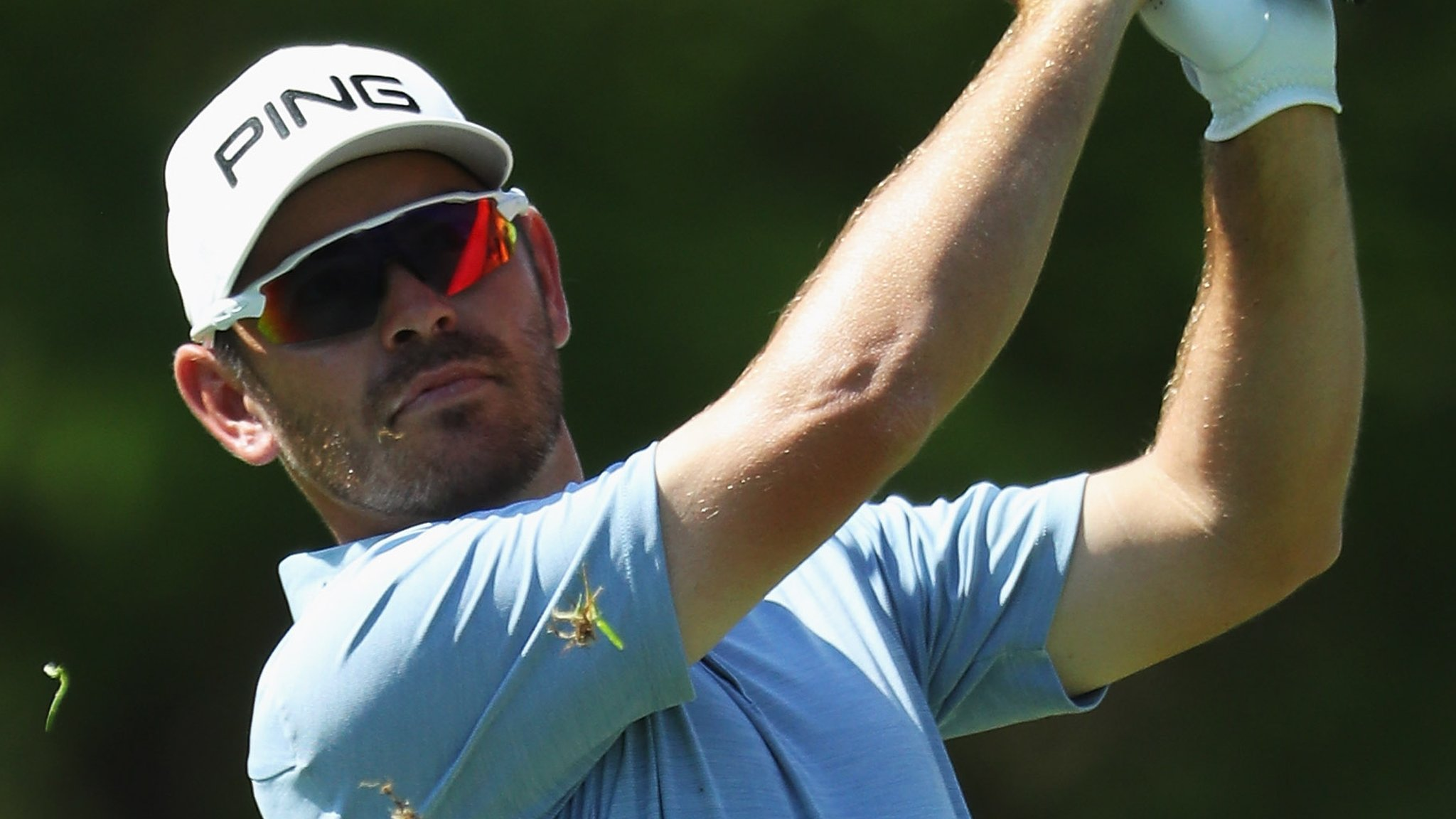 Nedbank Challenge: Sergio Garcia leads Louis Oosthuizen by one in Sun City