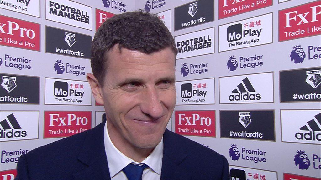 Watford 1-1 Southampton: Early goal affected game plan - Javi Gracia