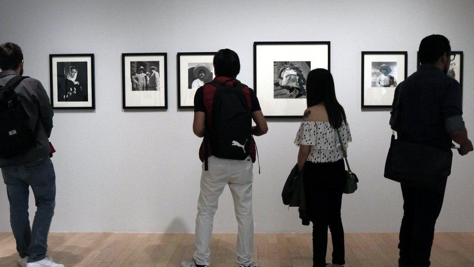 Exposición en Puebla de fotografías de Juan Rulfo