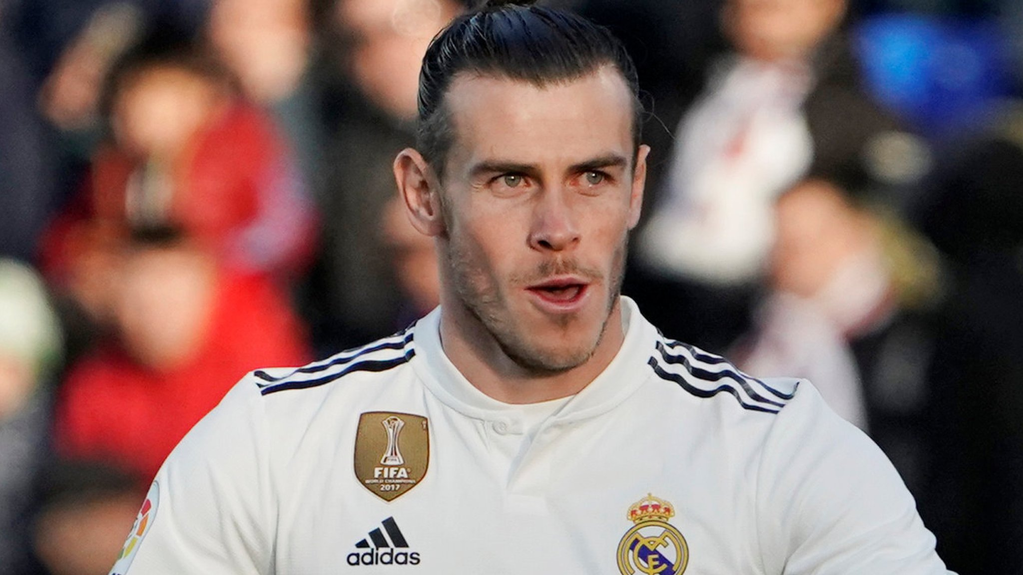 Real Madrid beat Huesca 1-0: Gareth Bale scores only goal of game
