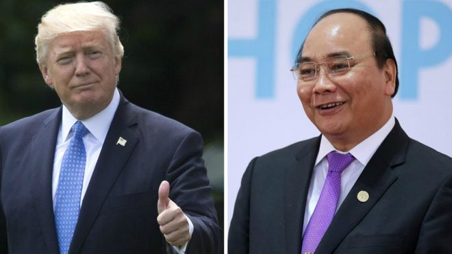 Việt Nam xác nhận Thủ tướng Nguyễn Xuân Phúc sẽ thăm Hoa Kỳ