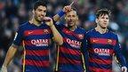 Barcelona 4-0 Real Sociedad