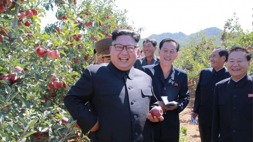 North Korea says Trump speech is 'a dog's bark'