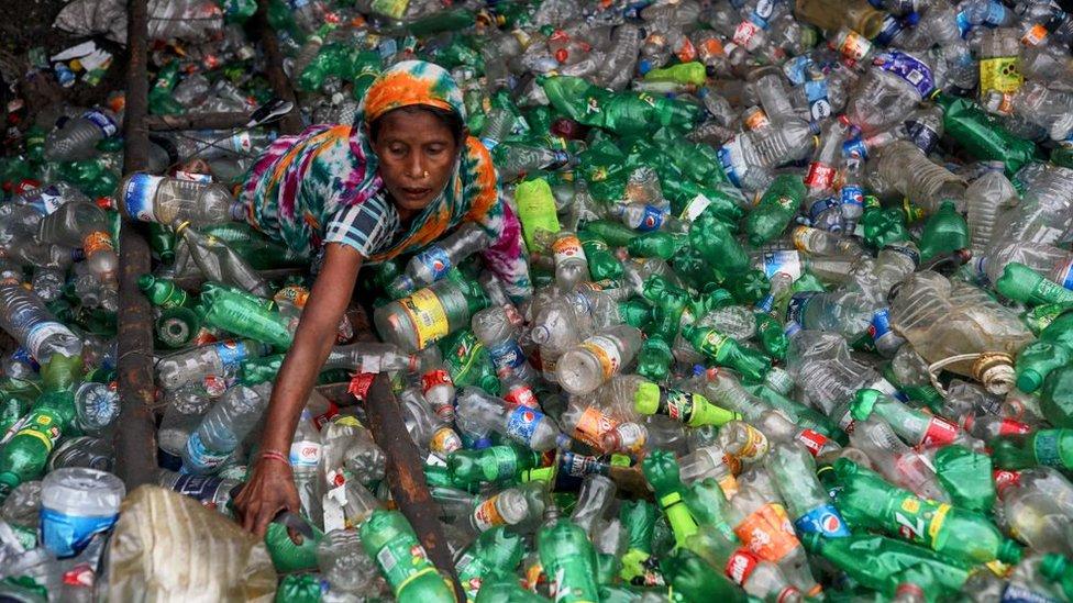Según GAIA, América Latina y el Caribe se están convirtiendo a pasos acelerados en un nuevo destino de la basura plástica mundial, en especial de la procedente de Estados Unidos