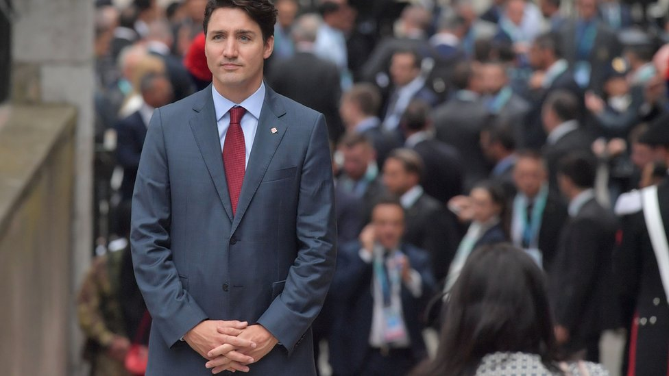 Trudeau to ask Pope for apology for Canada's residential schools