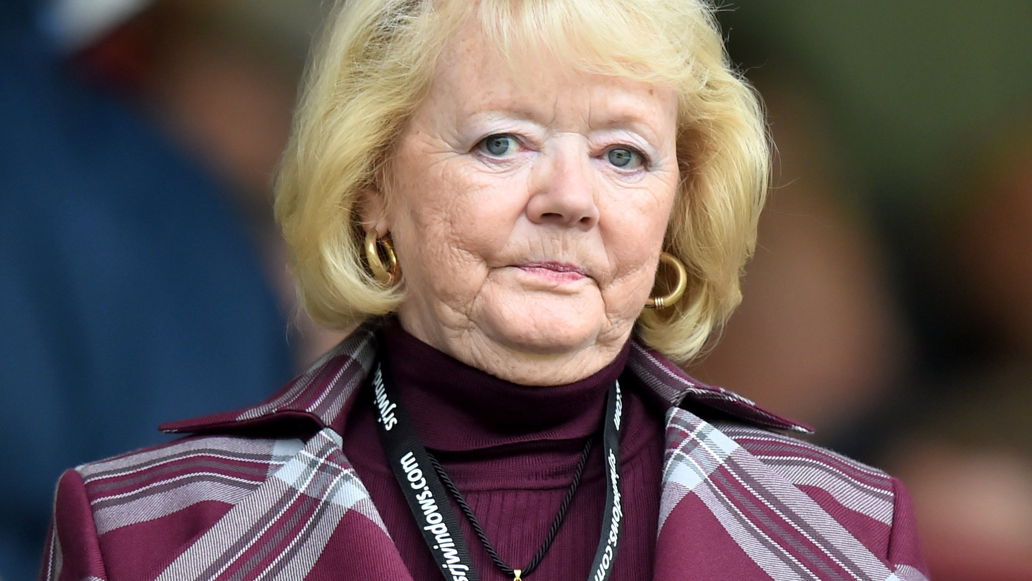 Ann Budge: Hearts ban two after Motherwell's Mbulu racially abused