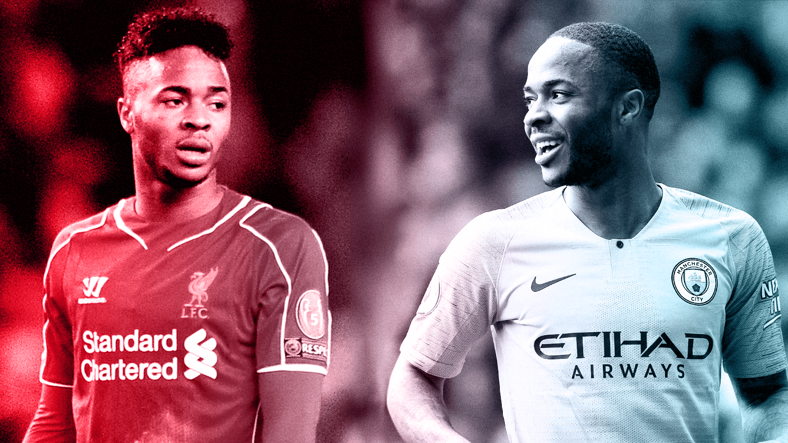 free shipping 4ceea 6b18a Raheem Sterling  How Man City  phenomenon  turned dreams into reality -  Manchester City s Raheem Sterling always had raw talent but what has made  him the ...