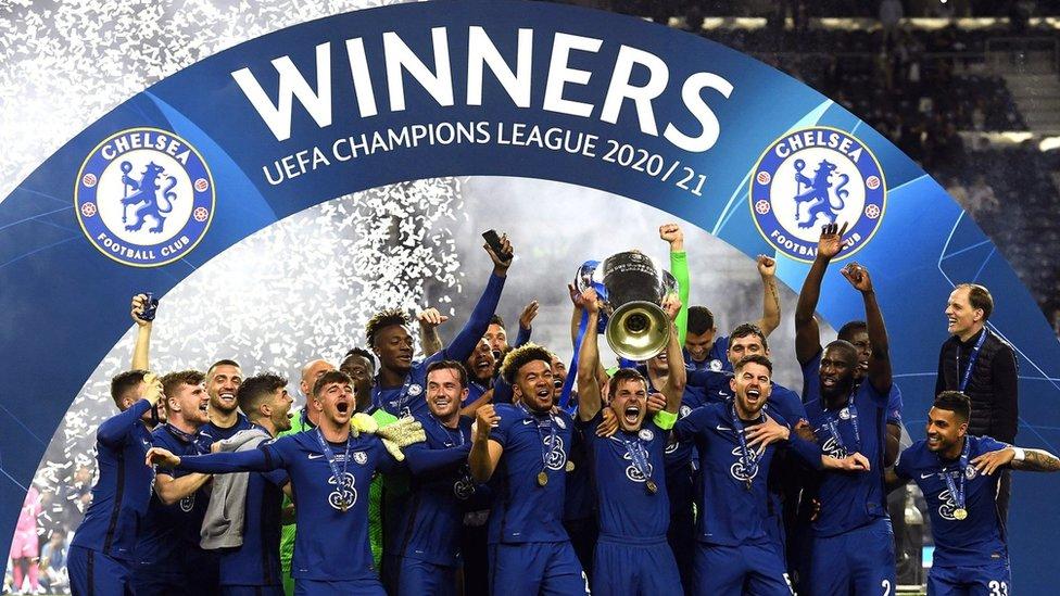 Chelsea Spiel
