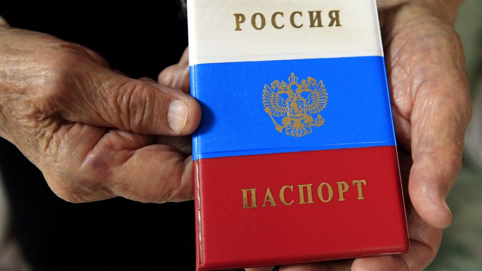В МВД оценили угрозы непризнания российских паспортов жителей Донбасса