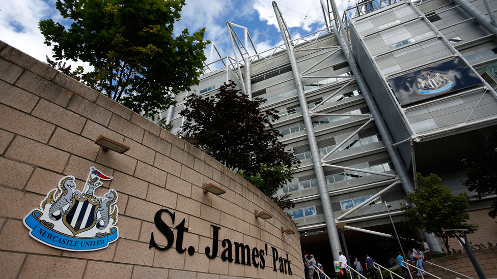 Newcastle and West Ham raided in HMRC probe