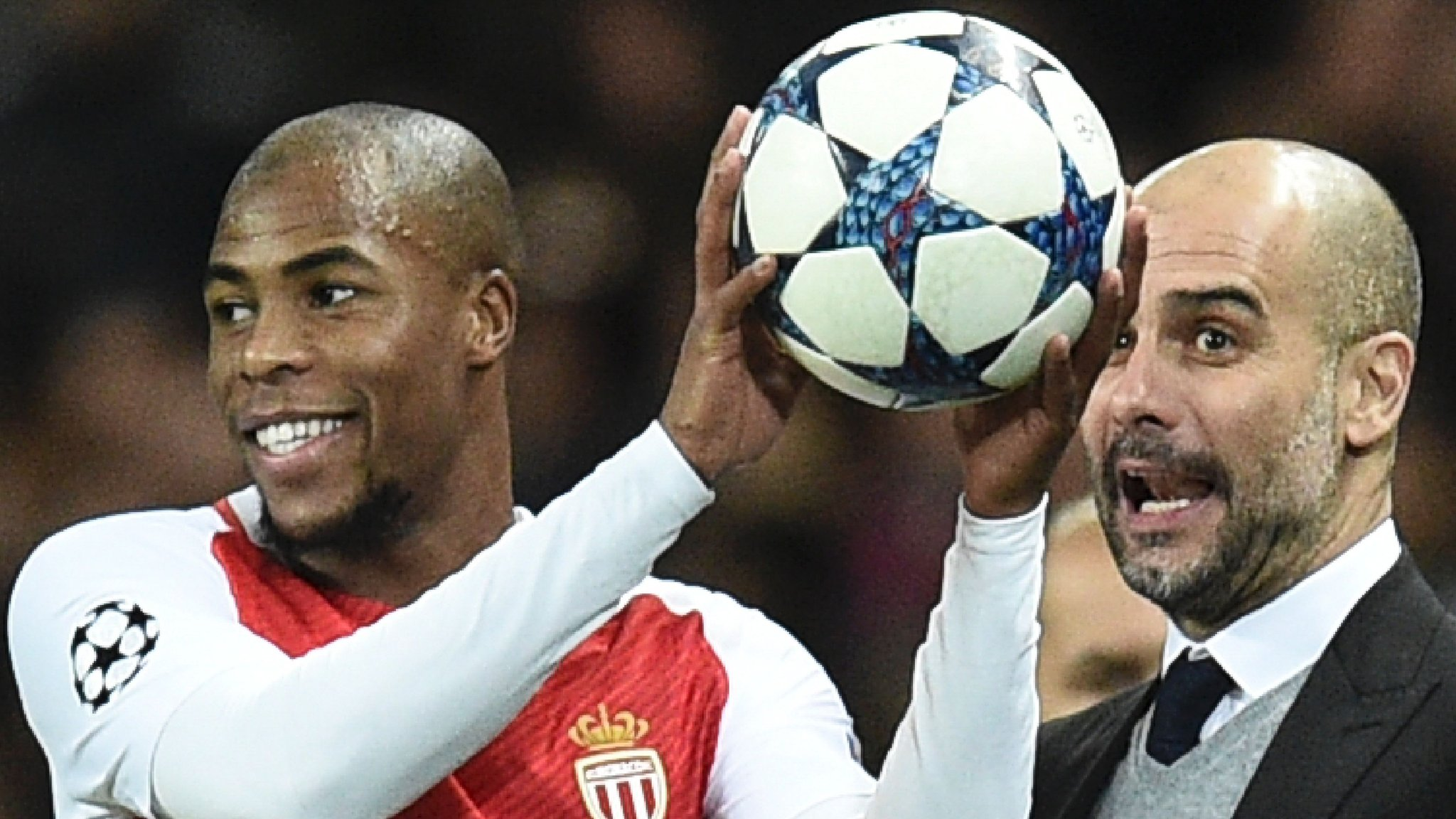 If one team can score a thousand million goals, its Monaco
