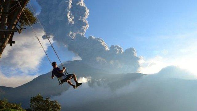Esta imagen logró también una mención de la revista National Geographic en 2014 (Foto: Sean Hacker Teper/National Geographic)