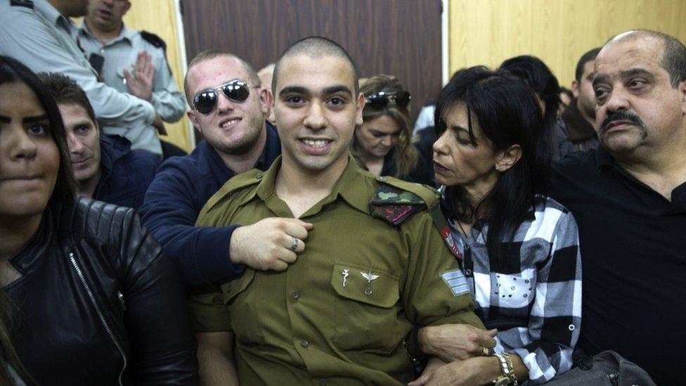 الجندي الإسرائيلي إيلور عازاريا