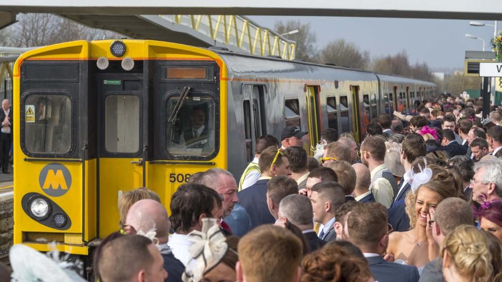 <![CDATA[Merseyrail announces Grand National rail strike timetable]]>