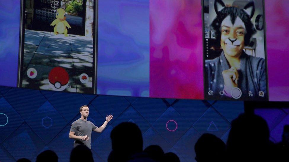Facebook copió para Instagram las historias de Snapchat.