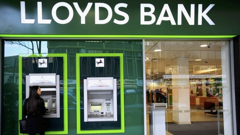 Lloyds reports highest profit in decade