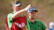 Andy Sullivan on his major debut at the US Open at Chambers Bay