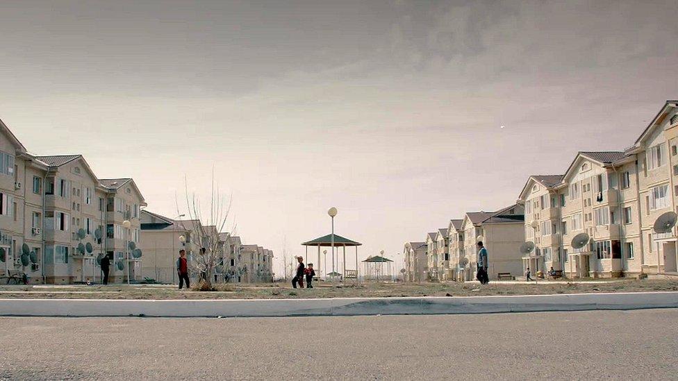 Nurkent, Kazajstán