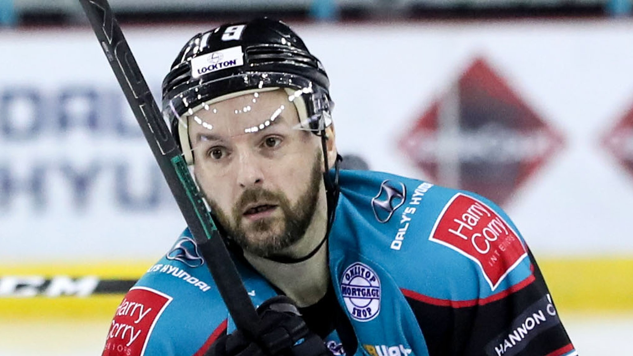 Colin Shields: Retiring Belfast Giants forward named in GB team