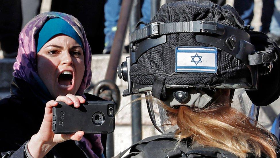 Protes di Yerusalem
