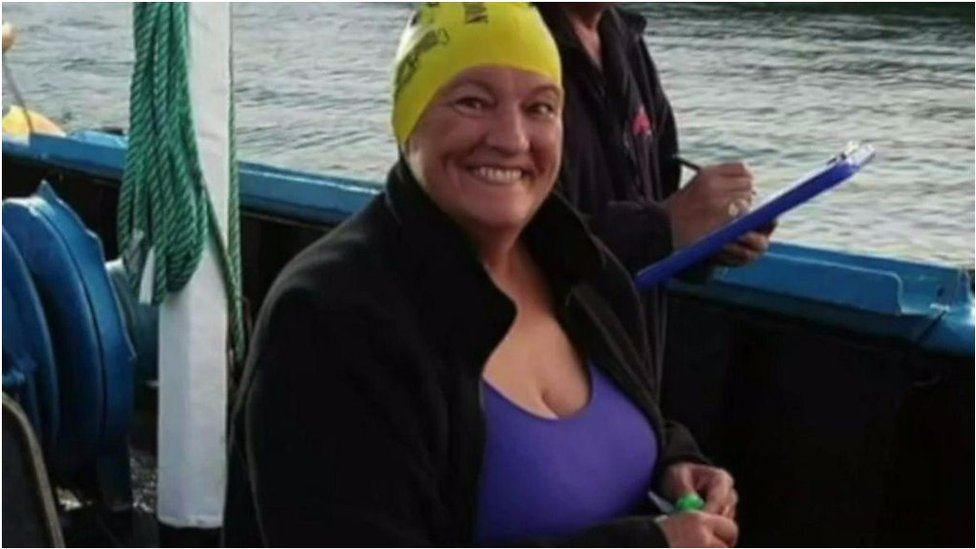 US woman, 66, is oldest to swim English Channel