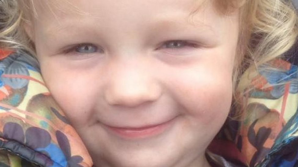 Salford house fire: Lia Pearson dies in hospital