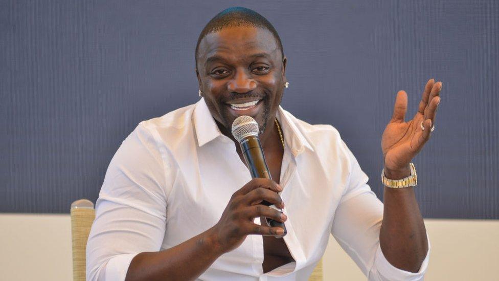 Akon wants to build 'real-life Wakanda' using a currency called AKoin