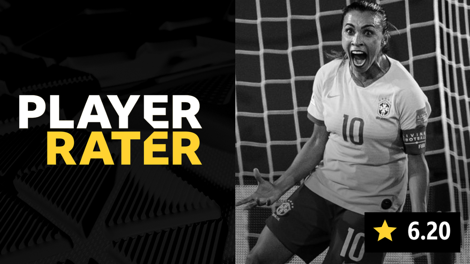 Women's World Cup: Brazil's Marta voted highest in player rater