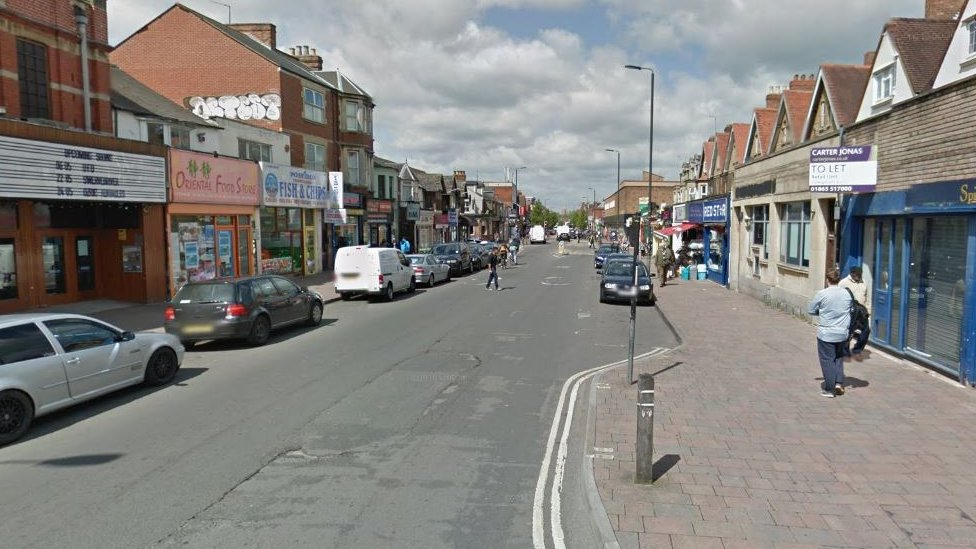 Man charged over rape of teenage woman in Oxford