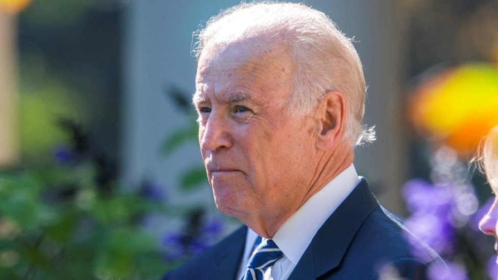 US Vice President Joe Biden announces that he will not seek the 2016 Presidential nomination in the Rose Garden of the White House in Washington, DC, USA, 21 October 2015.