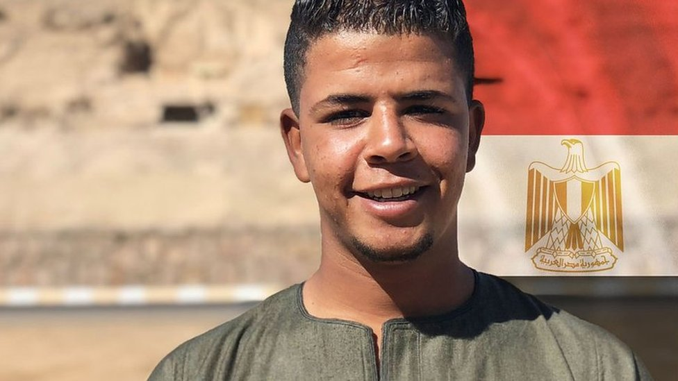 Egypt: The life of a 17-year-old in Luxor