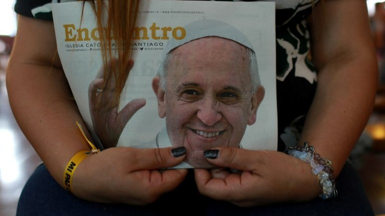 Chile's female prisoners pin their hopes on Pope's visit