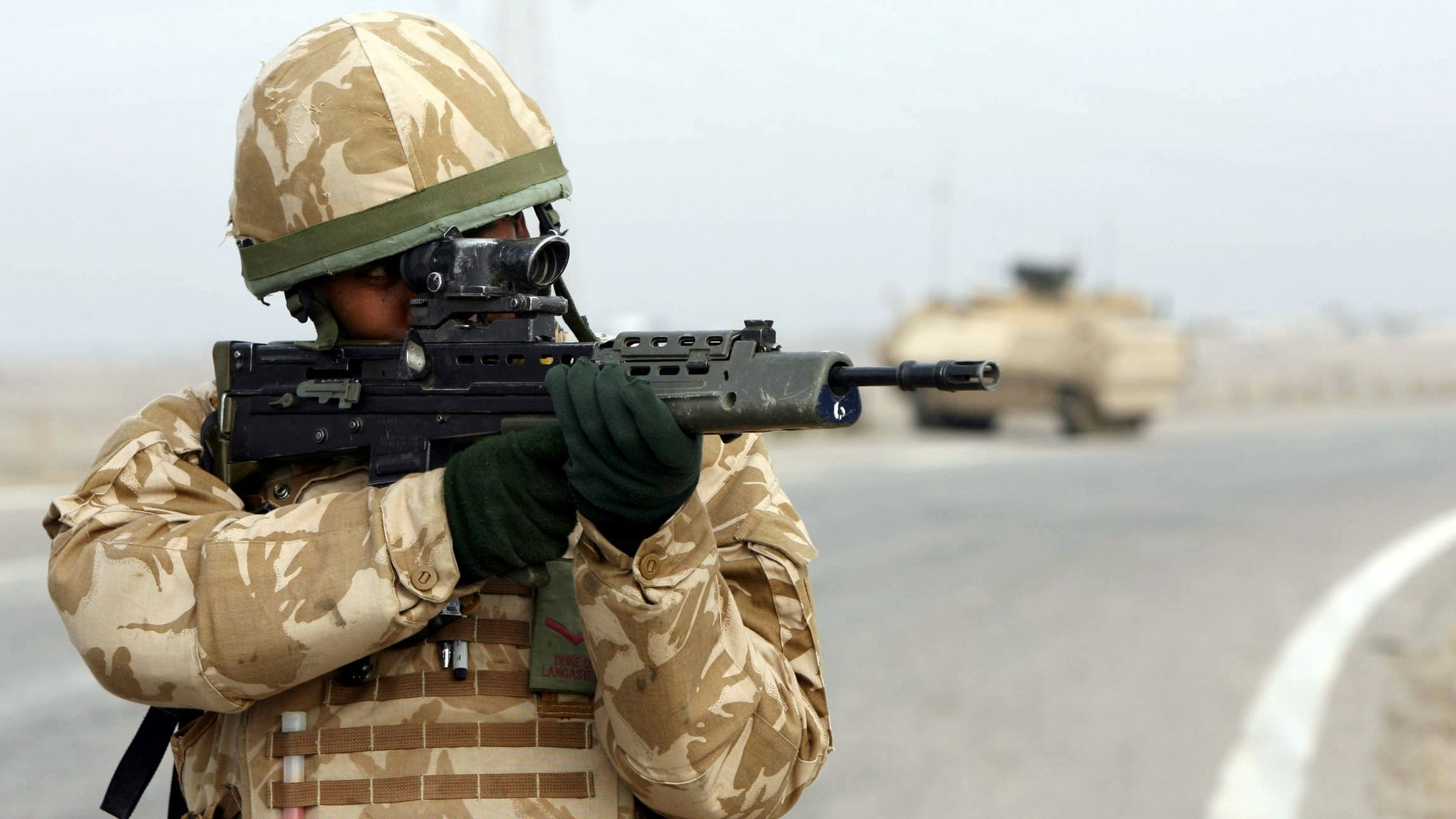 Iraq War: Lawyer admits misconduct over Army abuse claims