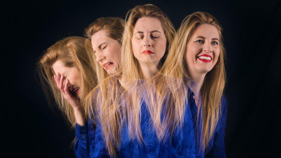 Las mujeres que sufren el trastorno disfórico premenstrual sufren cambios de humor drásticos.