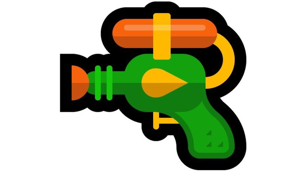 Gun emoji disarmed as Microsoft follows Google toy switch