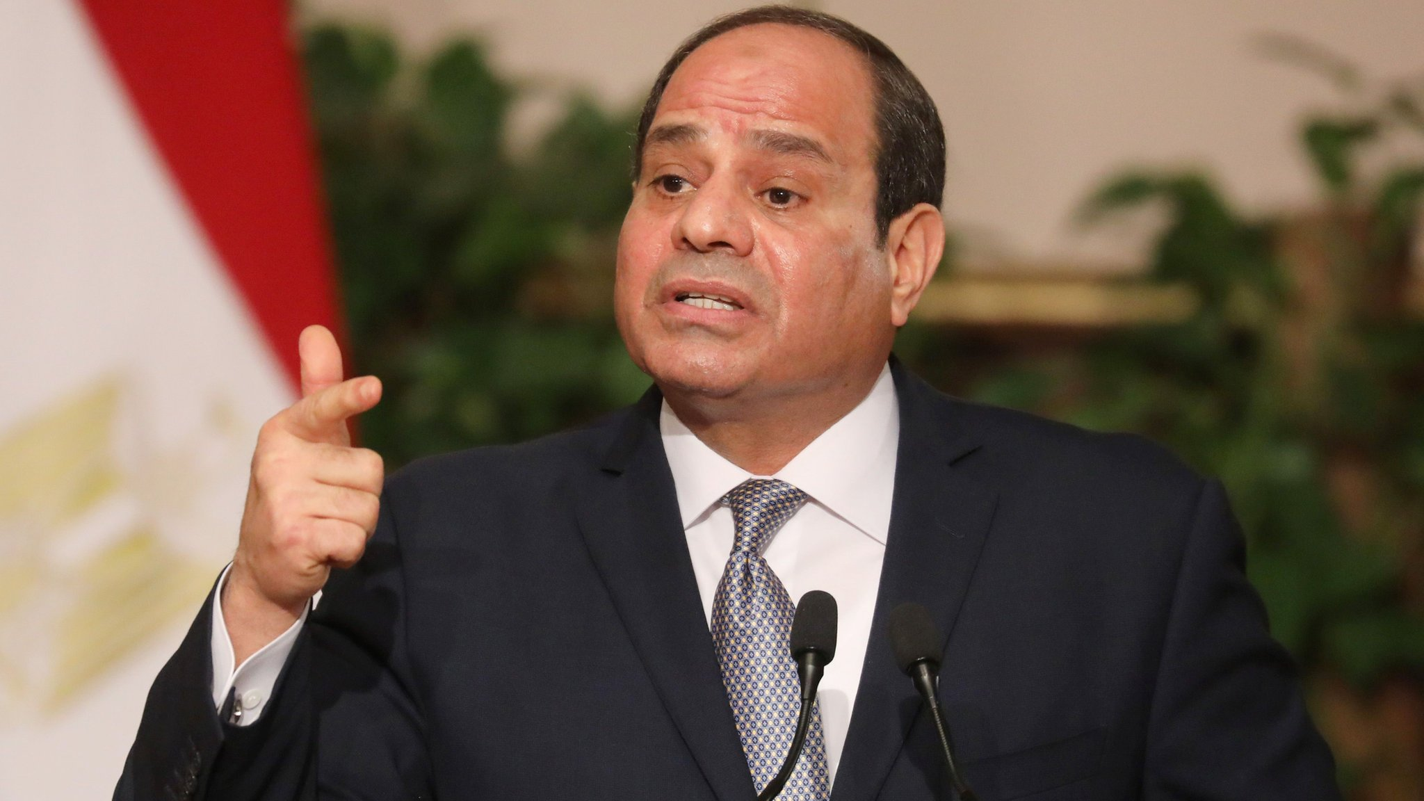 Egypt MPs to vote on extending presidential term limits