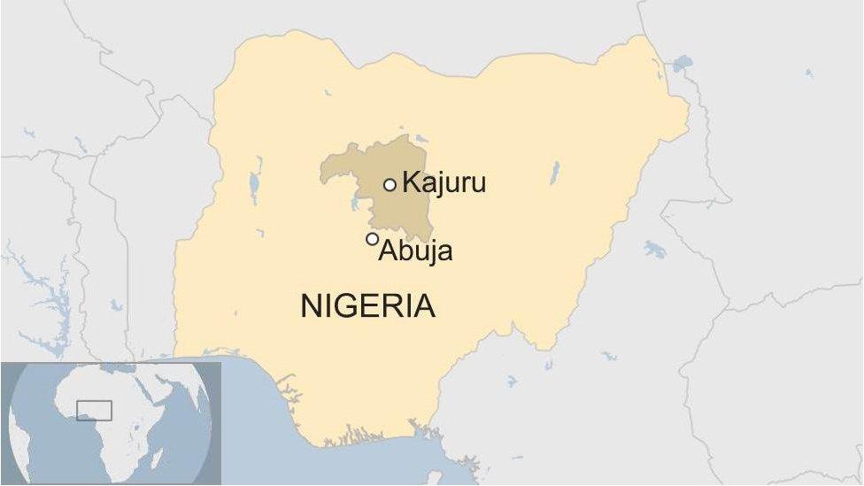 Dozens of bodies found in north-west Nigeria