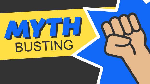 Mythbusting logo