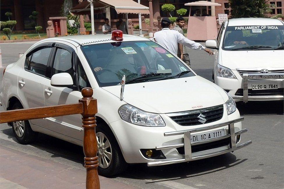 Kemacetan di India