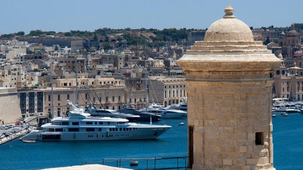 Una imagen de Malta