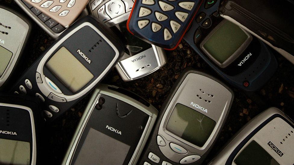 teléfonos de Nokia