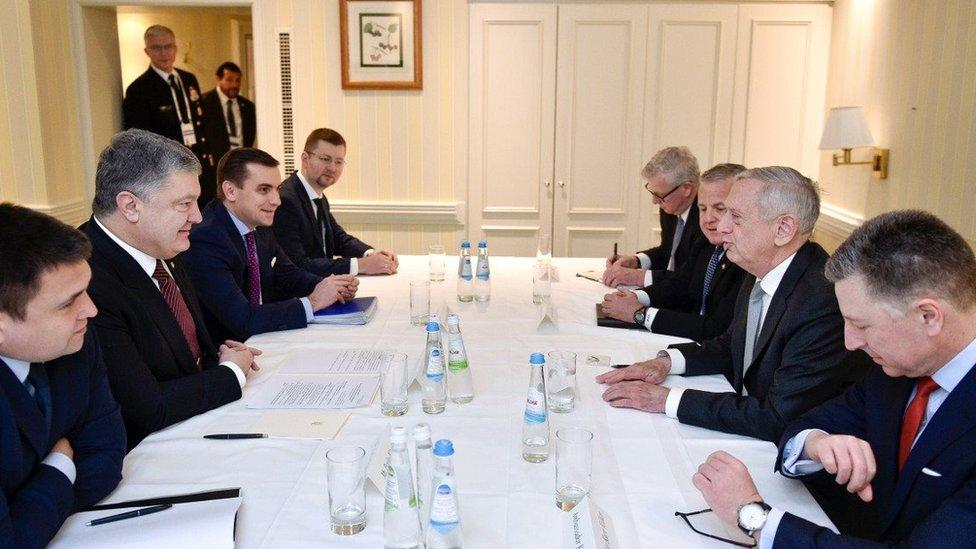 Порошенко: для введення миротворців на Донбас треба дотиснути Росію